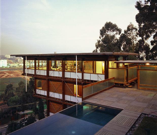 Casa Olga, Marcos Acayaba Arquitetos Ltda © Nelson Kon