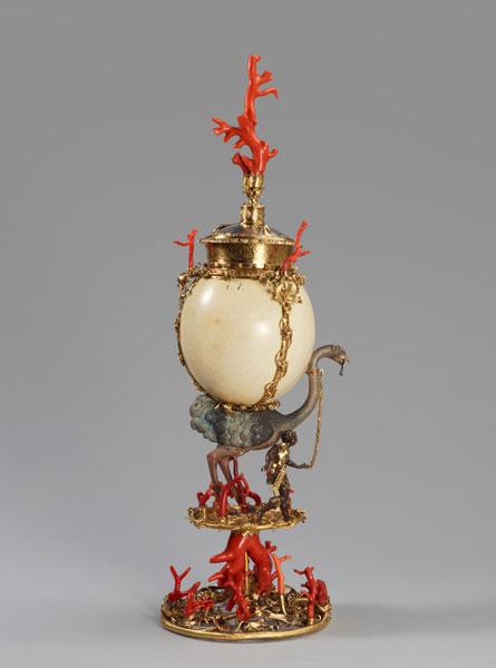 Exotica, Clement Kicklinger 1570/75, Augsburg © Kunsthistorisches Museum Wien